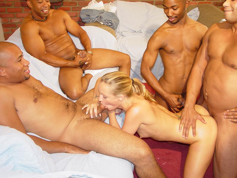 Hot college gangbang on Friday