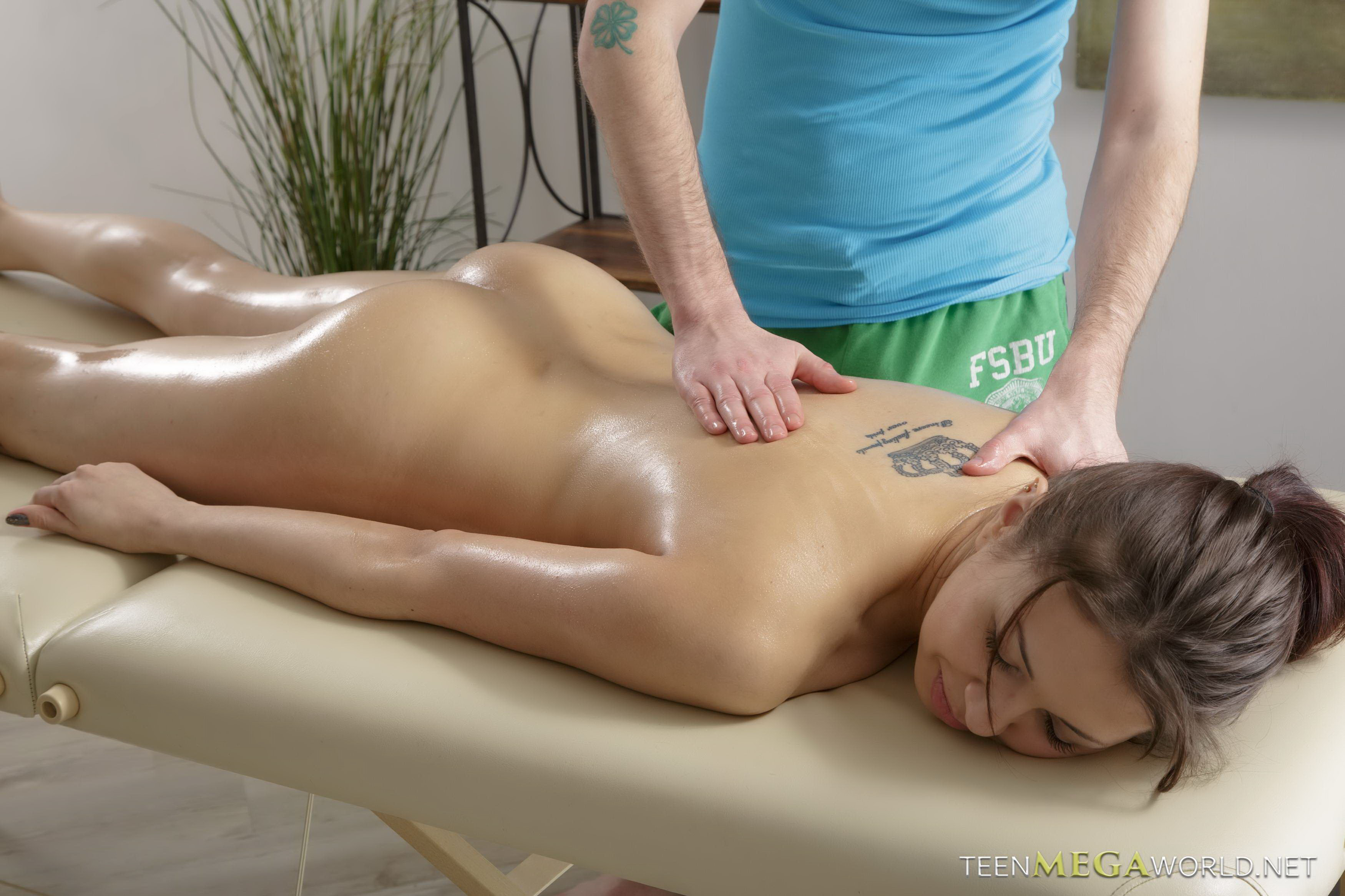 Massage of girls nude All Girl
